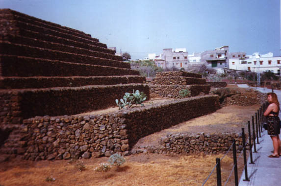 Piràmides de Gûimar: 1
